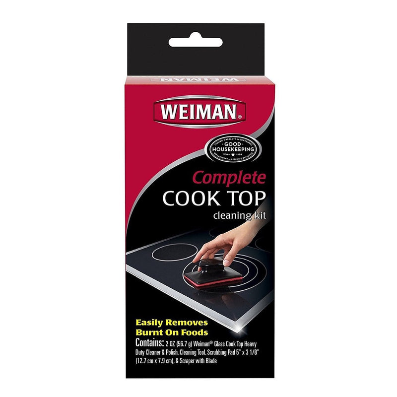 Weiman Cook Top Kit