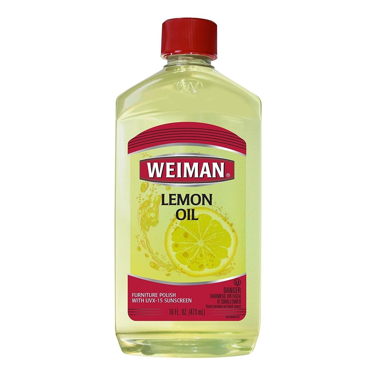 Weiman Furniture Polish With Uvx15 Sunscreen 473ml Homefix Online
