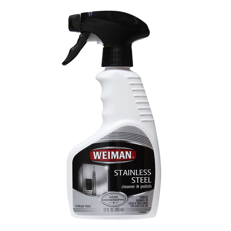 Weiman Stain Steel Cleaner & Polish Trigger 355ml