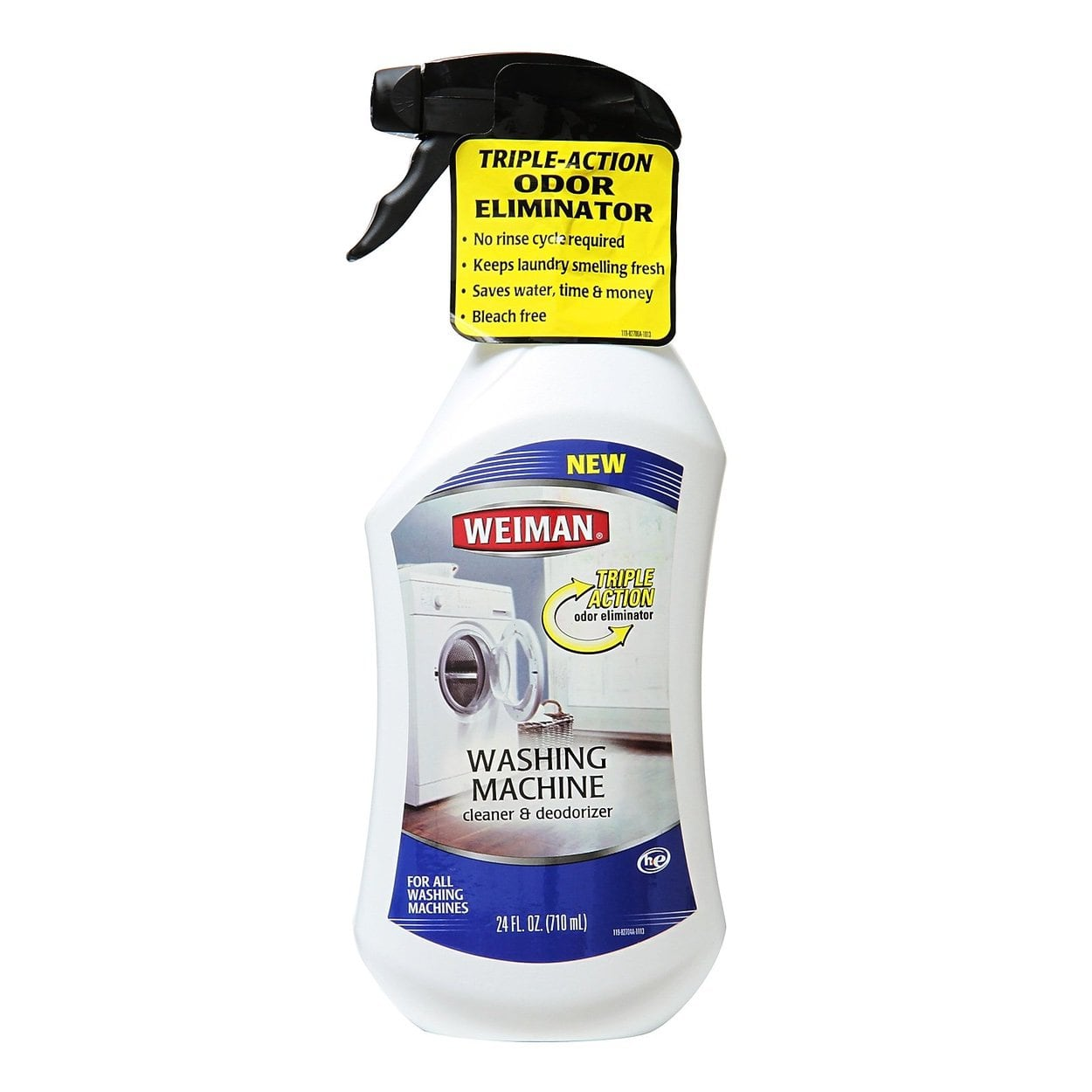 Weiman Washing Machine Cleaner & Deodoriser 710ml