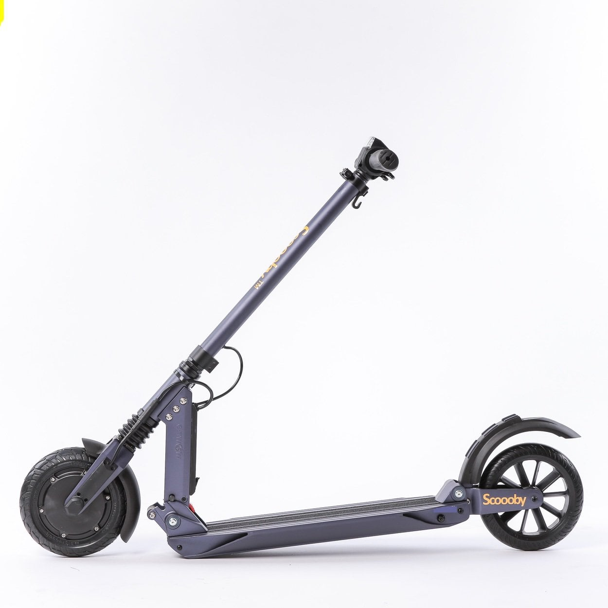 Scoooby Electric Scooter Lite Sky Metalic Blue