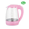My Choice 1.7L Kettle Glass Jug with Auto Switch (MC7008)