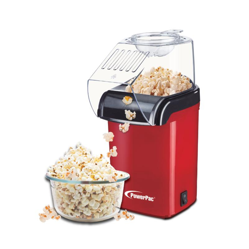 Electric Hot Air Popcorn Maker Corn Popper Machine (PPT07)