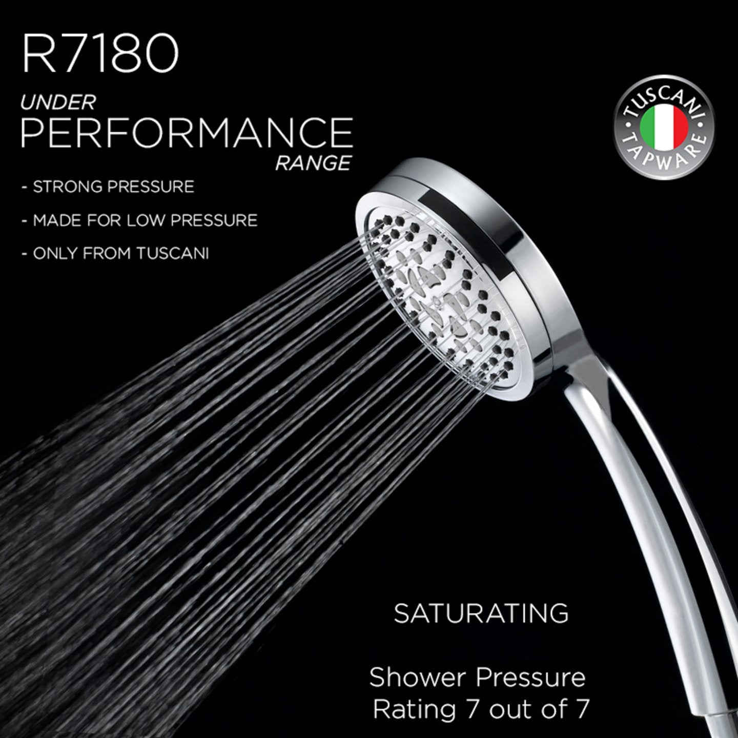 ROMBUSTO Series - Hand Shower