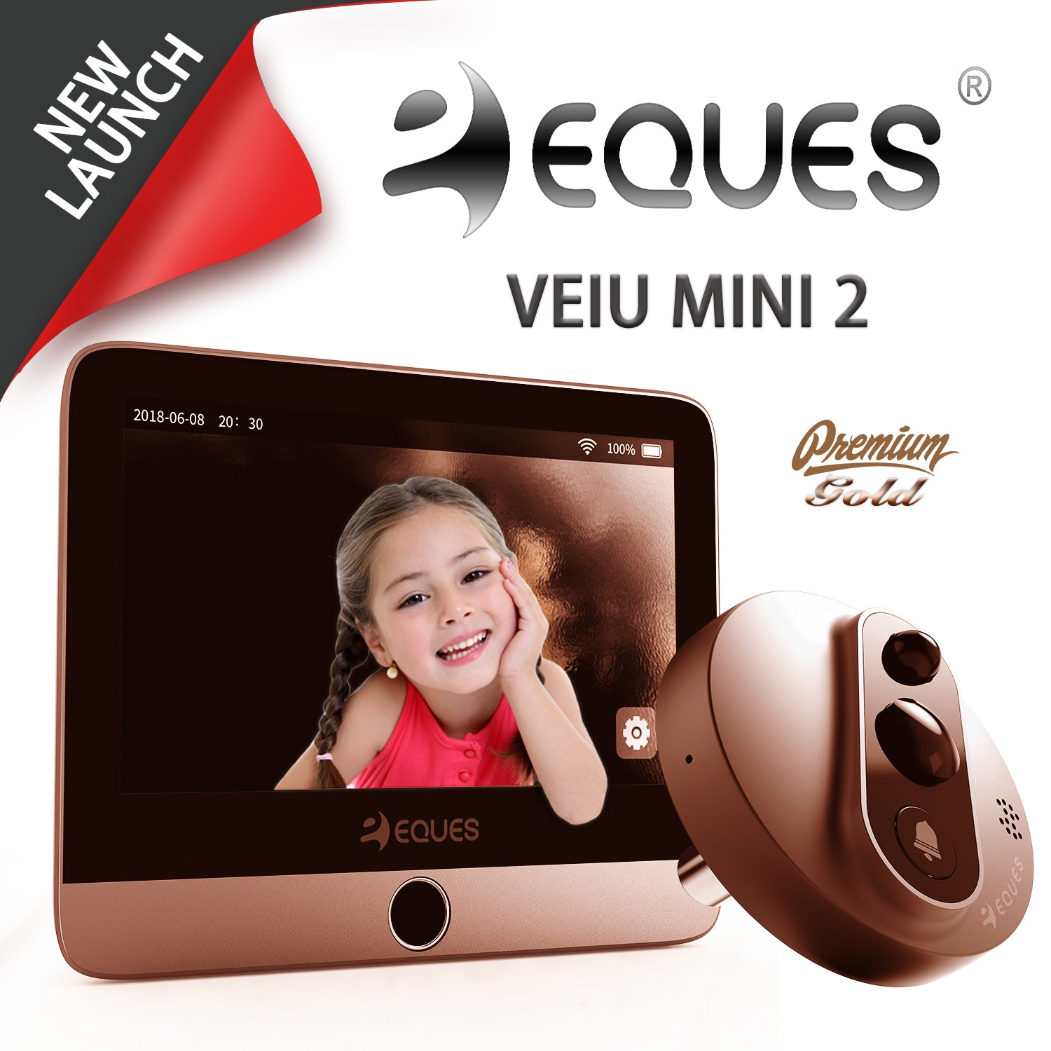 Eques A27 Door Viewer