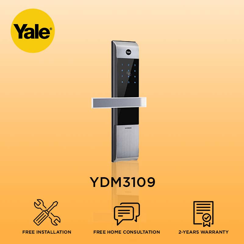 Yale Proximity Card Digital Door Lock YDM3109