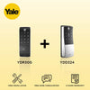 Yale YDR30G + YDD324 Digital Door Lock