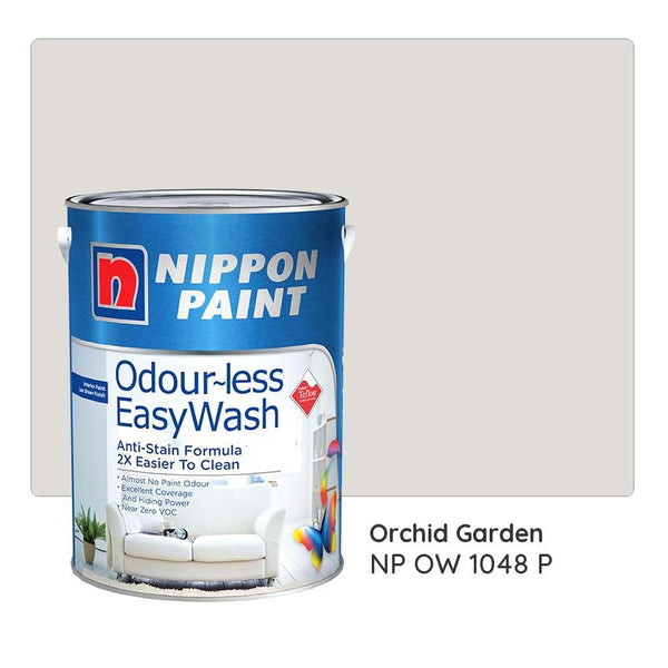 Nippon paint odour less easywash homefix online - Nippon paint exterior collection ...