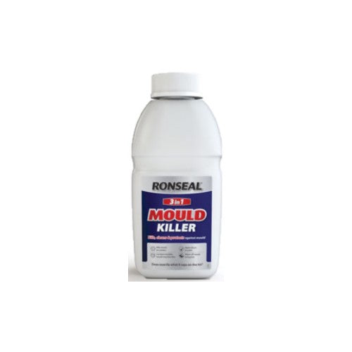 Ronseal 3In1 Mould Killer 500ml (Without Nozzle)