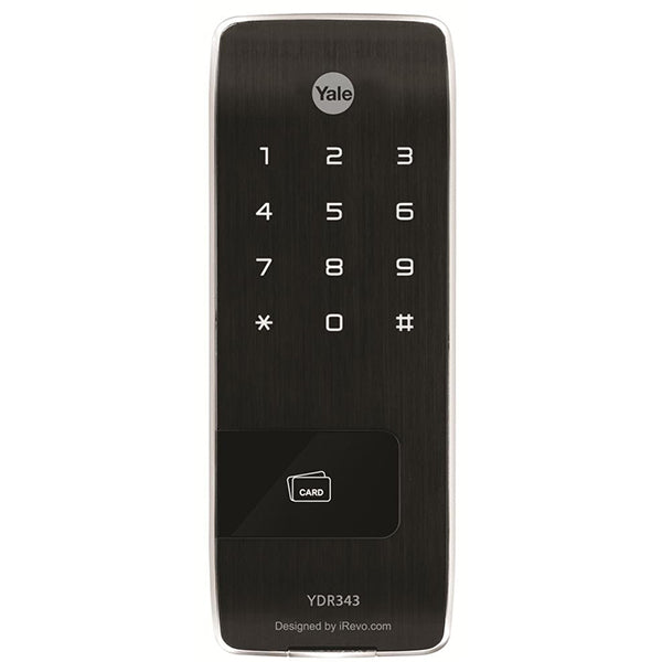 Yale YDR343 Proximity Card Digital Door Lock