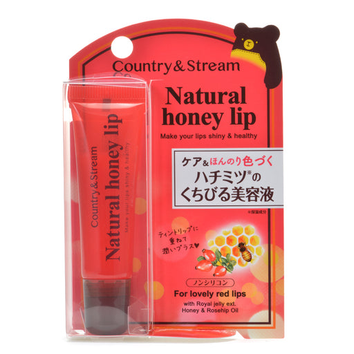 Country & Stream Natural Honey Lip Limited Color