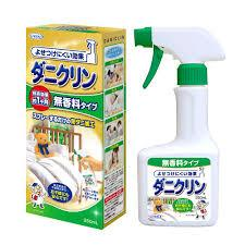 Uyeki Anti-Mite Spray No Fragrance 250Ml