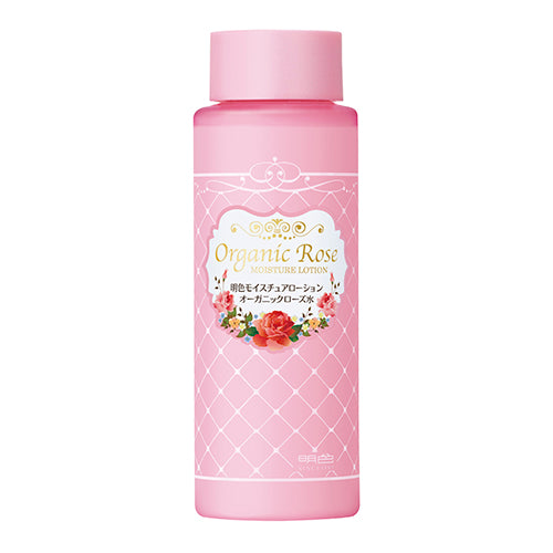Meishoku Organic Rose Moisture Lotion 210Ml