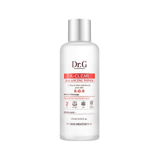 Dr.G A-Clear Balancing Toner 170ml