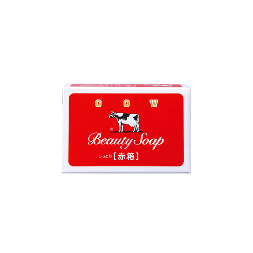Cow Brand Soap Red Box