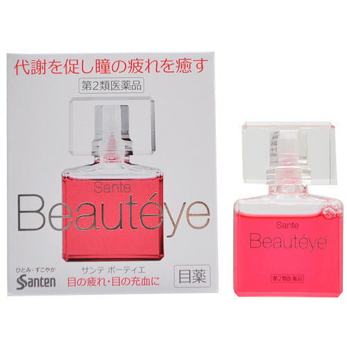 Santen Sante Beauty eye Beauteye Vautier 12mL