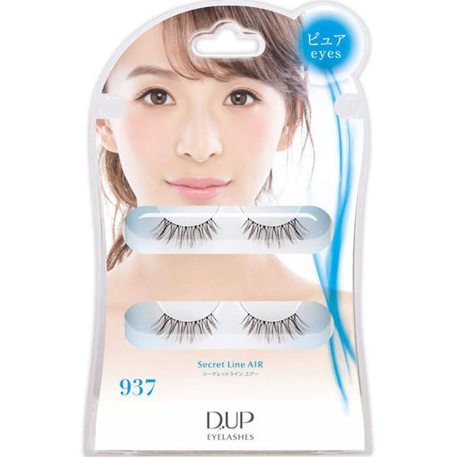 Dup Eyelashes Secret Line Air 937 Pure Eyes
