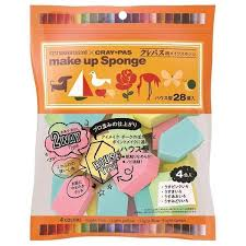 Grace Cray-Pas Make Up Spong House
