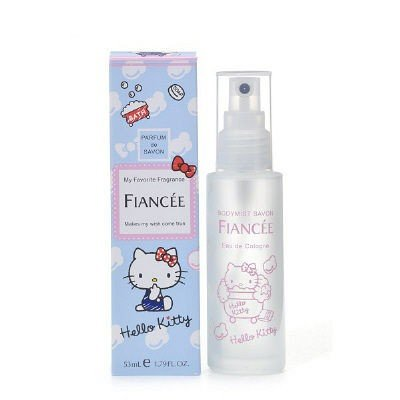 Fiancee Body Mist Savon Hello Kitty 50Ml