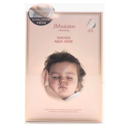 JM Solution Mama Pureness Aqua Mask 1Pcs