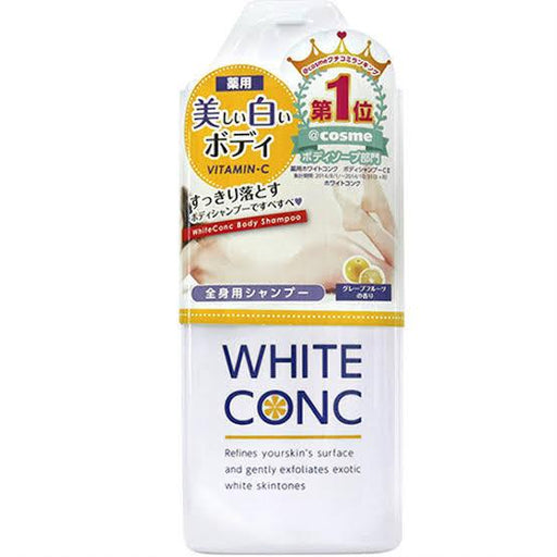 White Conc Body Wash C II 360mL