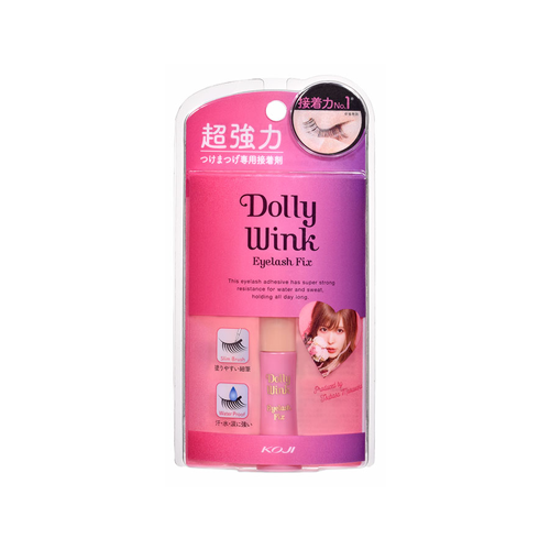 Dolly Wink Eyelash Fix Super Hard