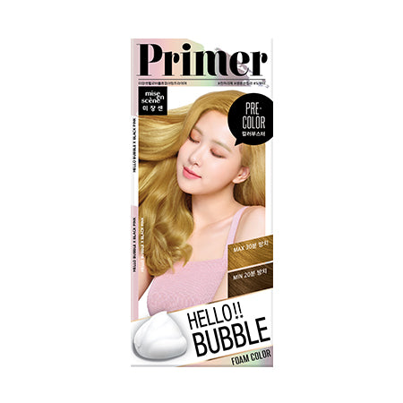 Mise En Scene Hello Bubble Hair Foam Color - Pre Color