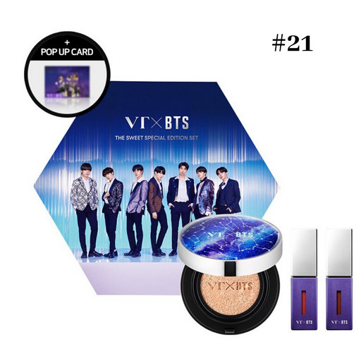 VT Cosmetics BTS The Sweet Special Edition Set 21