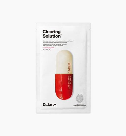 Dr.Jart Clearing Solution Mask 1Pcs