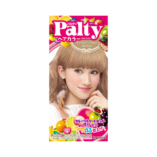 Dariya Palty Hair Color (Light Beige)