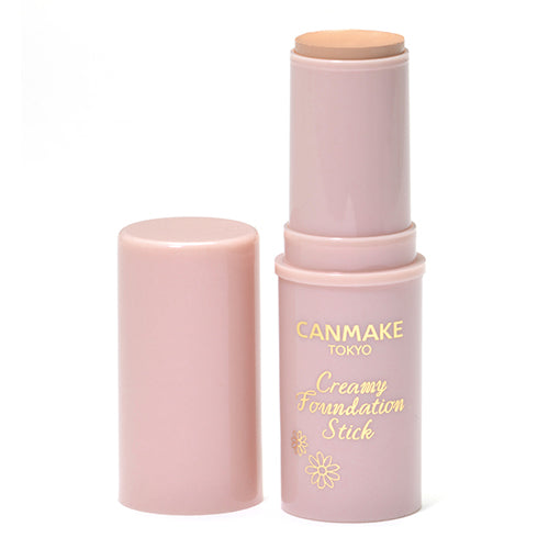 Canmake Creamy Foundation Stick 01 Light Beige