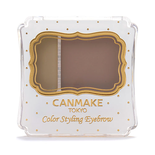 Canmake Color Styling Eyebrow 02 Olive Brown