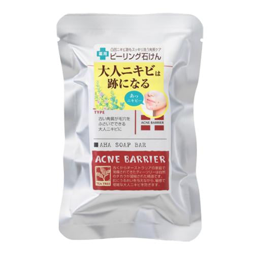 Acne Barrier Protect Aha Soap Bar 80G
