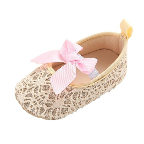 Flower Soft Sole Anti-slip Baby Slip-on