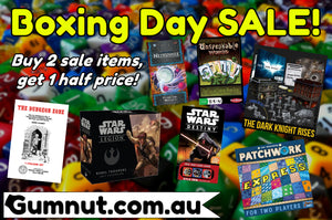 Boxing Day Sale and Shipping Days