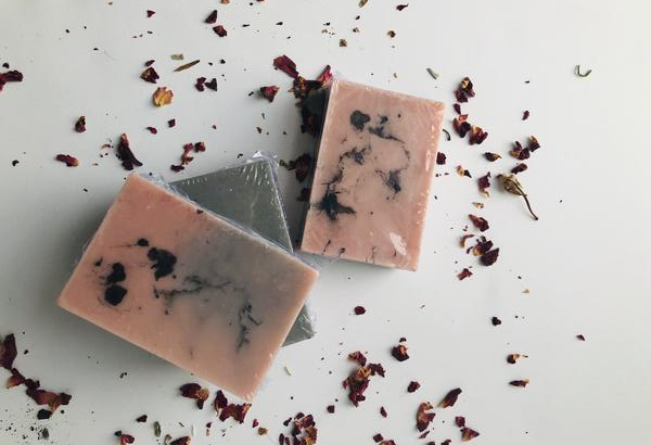 Bentonite Pink Clay Soap