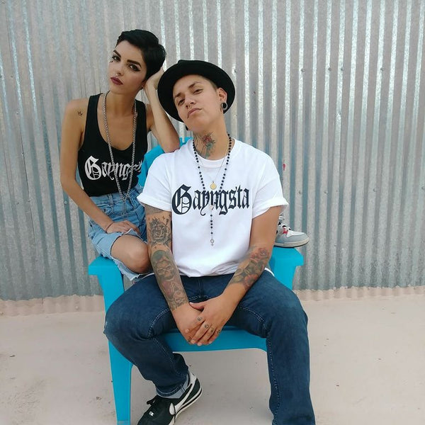 GAYNGSTA - All Chola Pride Tee