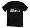 All Sick, All Chola Men's T-shirt
