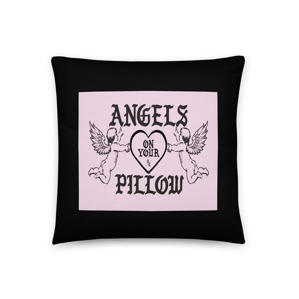 Angels on your pillow (Rosa)