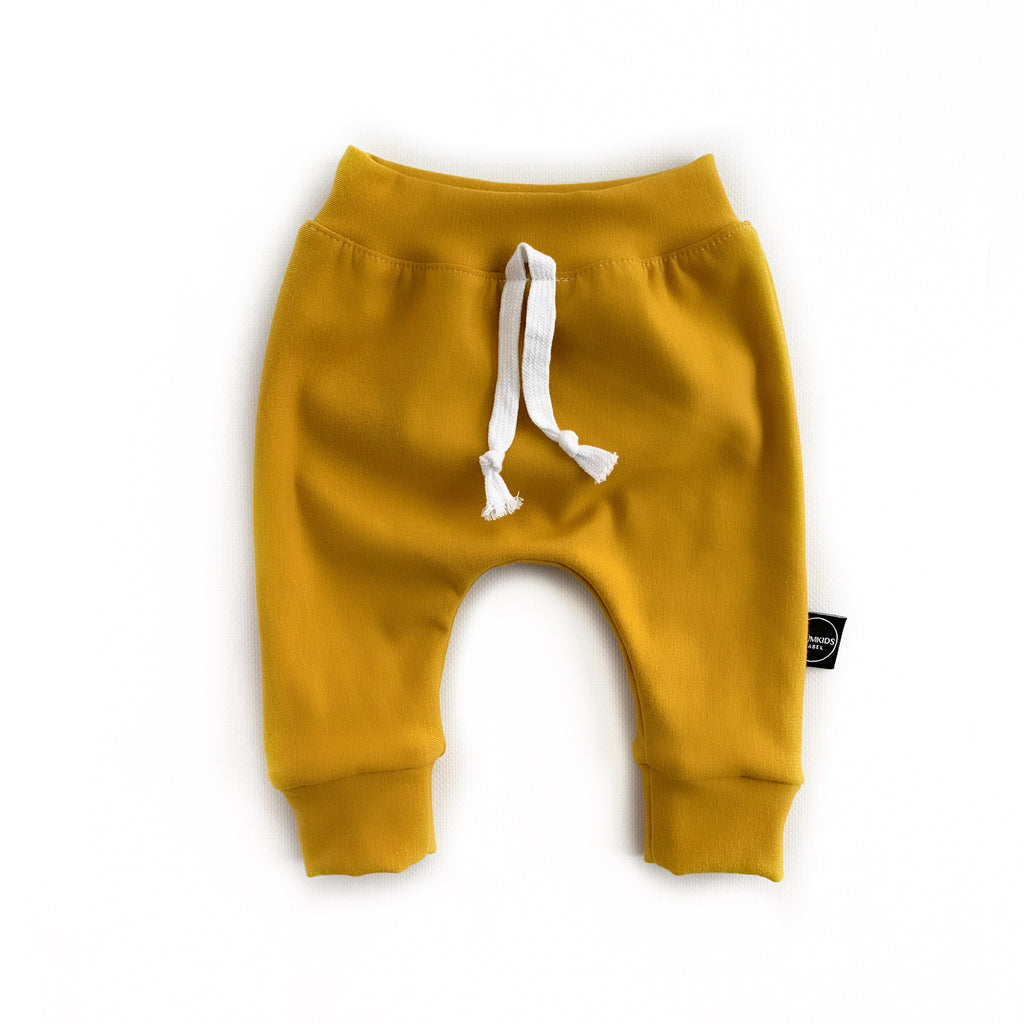 BAMBOO FLEECE PANTS | PUMPKIN SPICE
