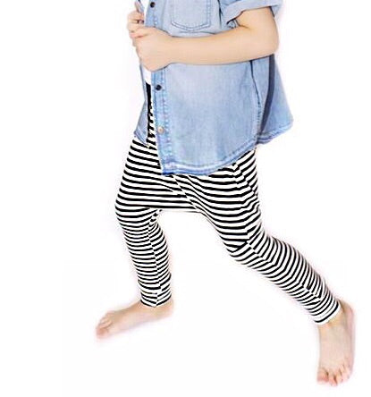 BAMBOO STRIPE PANTS