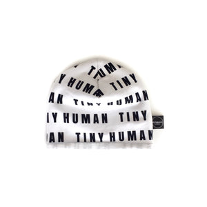 TINY HUMAN HAT | COTTON
