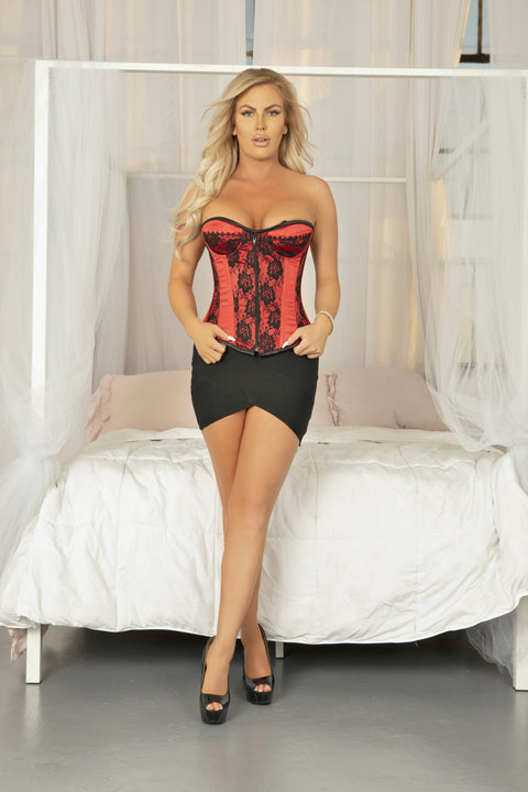 Fitted Corset - Lovely Lies