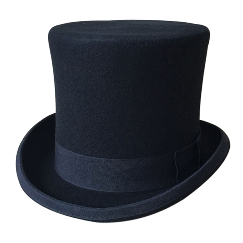 Men s Mad Hatter Steampunk Top Hat – One Stop Steampunk 33afd1420d5