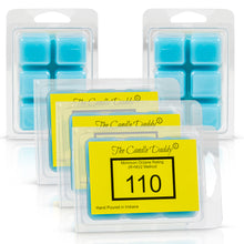 5 Pack - Race Fuel Scented Wax Melt Cubes - 2 Oz x 5 Packs = 10 Ounces