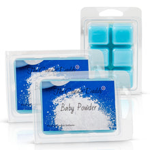 Baby Powder Scented Wax Melts