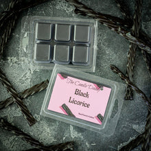 Black Licorice Maximum Scented Wax Melts- 1 Pack- 2 oz- 6 Cubes