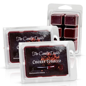 Cherry Tobacco Scented Wax Tart Melts
