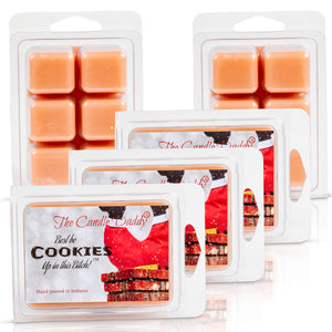 Best Be Cookies Up In This Bitch - Chocolate Chip Cookie Scent - Maximum Scented Wax Melt Cubes - 2 Ounces Per Pack - 6 Cubes - Hand Poured In Indiana