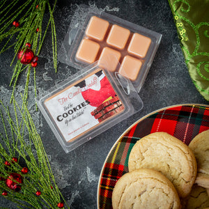 Best Be Cookies Up in This Bitch - Funny Christmas Snickerdoodle Scented Wax Melt